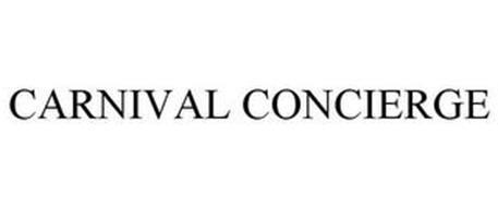 CARNIVAL CONCIERGE