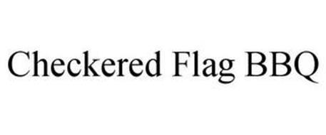 CHECKERED FLAG BBQ