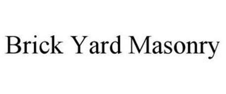 BRICK YARD MASONRY