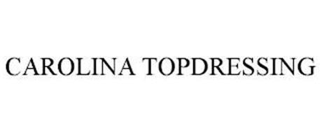 CAROLINA TOPDRESSING