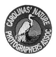 CAROLINAS' NATURE PHOTOGRAPHERS ASSOC