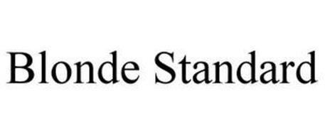 BLONDE STANDARD