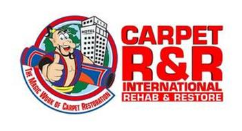 THE MAGIC WORK OF CARPET RESTORATION HOTEL CARPET R&R INTERNATIONAL REHAB & RESTORE