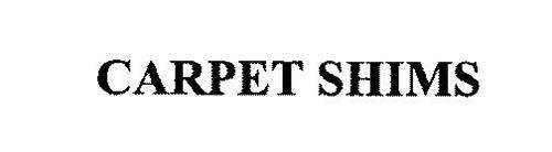 CARPET SHIMS