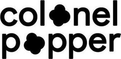 COLONEL POPPER