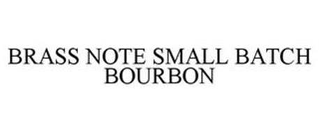 BRASS NOTE SMALL BATCH BOURBON