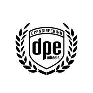 DPENGINEERING DPE WHEELS