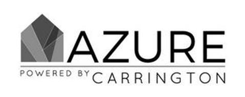 AZURE POWERED BY CARRINGTON