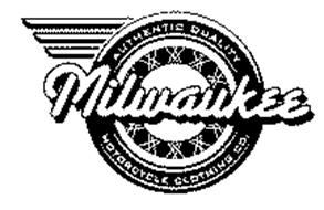 AUTHENTIC QUALITY MILWAUKEE MOTORCYCLE CLOTHING CO.