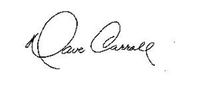 DAVE CARROLL