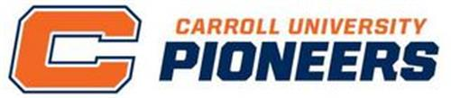C CARROLL UNIVERSITY PIONEERS
