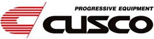CUSCO PROGRESSIVE EQUIPMENT