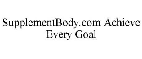 SUPPLEMENTBODY.COM ACHIEVE EVERY GOAL
