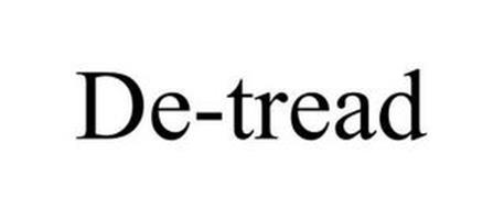 DE-TREAD