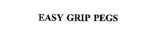 EASY GRIP PEGS