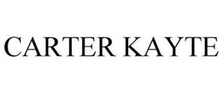 CARTER KAYTE