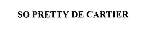 SO PRETTY DE CARTIER