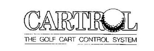 CARTROL THE GOLF CART CONTROL SYSTEM