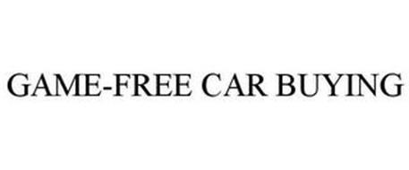 GAME-FREE CAR BUYING