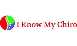 I KNOW MY CHIRO
