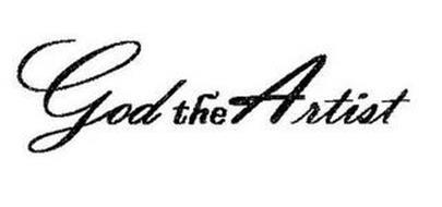 GOD THE ARTIST