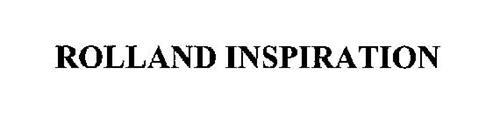 ROLLAND INSPIRATION