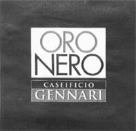 ORO NERO CASEIFICIO GENNARI