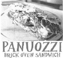 PANUOZZI BRICK OVEN SANDWICH