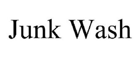 JUNK WASH