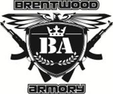 BRENTWOOD ARMORY BA