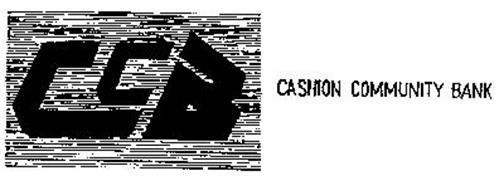 CASHION COMMUNITY BANK
