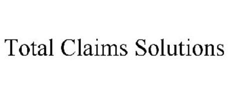 TOTAL CLAIMS SOLUTIONS