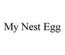 MY NEST EGG