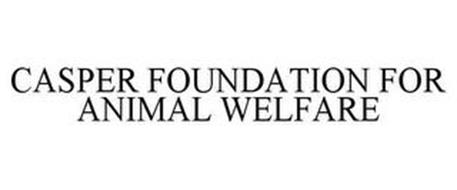 CASPER FOUNDATION FOR ANIMAL WELFARE
