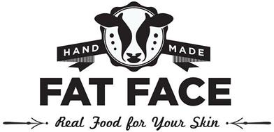 HAND MADE FATFACE REAL FOOD FOR YOUR SKIN