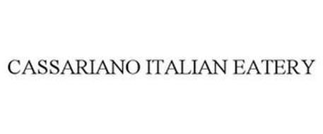 CASSARIANO ITALIAN EATERY