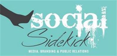 SOCIAL SIDEKICK MEDIA BRANDING & PUBLIC RELATIONS