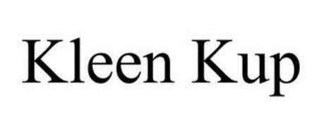 KLEEN KUP