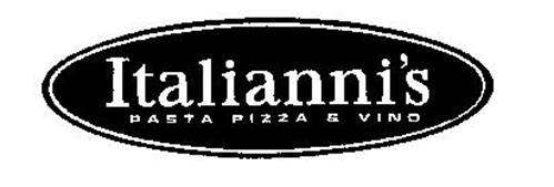 ITALIANNI'S PASTA PIZZA & VINO
