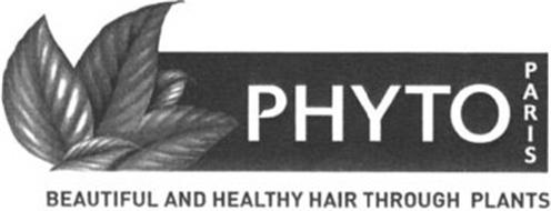 PHYTO PARIS BEAUTIFUL AND HEALTHY HAIR THROUGH PLANTS