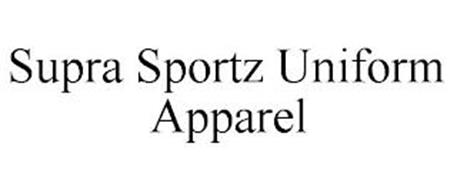 SUPRA SPORTZ UNIFORM APPAREL