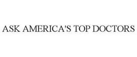 ASK AMERICA'S TOP DOCTORS