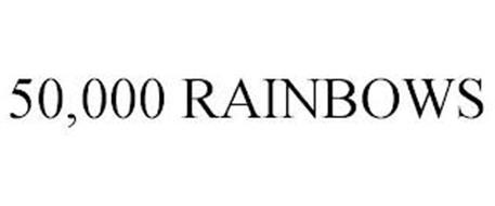 50,000 RAINBOWS