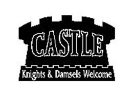 Castle Knights  Damsels Welcome Trademark Of Castle Megastore Group, Inc Serial -8101