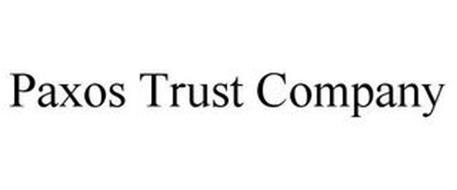 PAXOS TRUST COMPANY