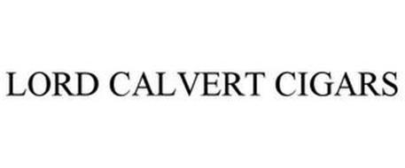 LORD CALVERT CIGARS