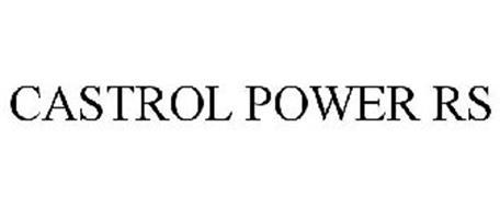 CASTROL POWER RS