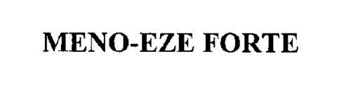MENO-EZE FORTE