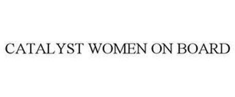 CATALYST WOMEN ON BOARD