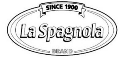 LA SPAGNOLA SINCE 1900 BRAND